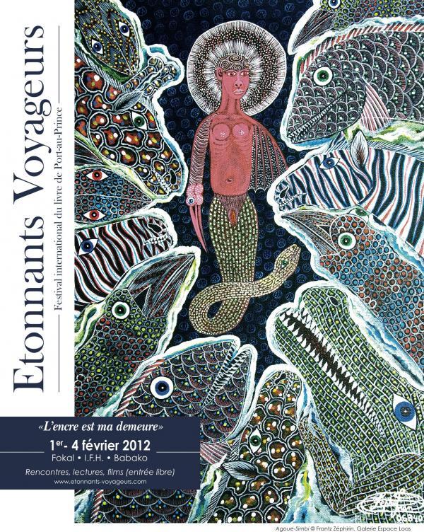 Festival Etonnants Voyageurs 2012 Haïti (1er-4 février 2012)