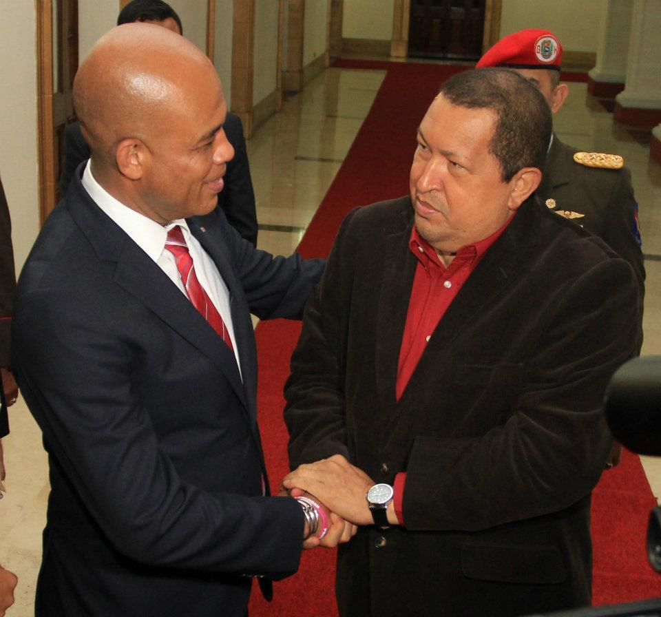 """Résultat de recherche d'images pour """"Hugo Chavez haiti"""""""