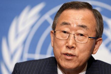 Ban Ki-moon exige des efforts de l'administration Martelly / Lamothe pour l'organisation des prochaines joutes