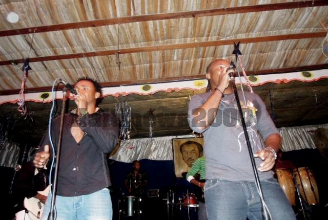 Spectacle hors pair de Djakout Mizik à Tropicana Night Club (TNC)