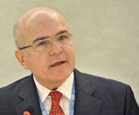 « Ma démission n'a rien à voir avec la décision du Secrétaire Général de l'ONU sur le choléra », Michel Forst