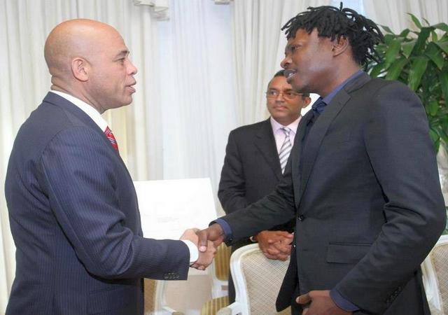 Le réalisateur nigérian Jeta Amata nommé Ambassadeur de bonne volonté de la République d'Haïti...