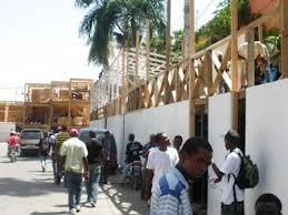 Un stand du Ministère de la Communication sur le parcours du Carnaval du Cap-Haïtien au profit des journalistes