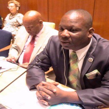 Hugues Sanon, au nom d'Haïti, est contre une intervention militaire en Syrie (ARCHIVE)