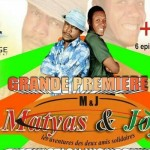 Matyas & Jòj vous attendent le 31 mai prochain au Parc Midoré dans « Le Parlementeur »