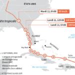 Irma rétrogradé en tempête tropicale en se dirigeant vers la Géorgie
