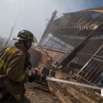 Incendie au marché du Port, les commerçants sont dans le désarroi