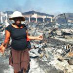 Incendie au marché Hyppolite, les victimes invitent les artistes à passer à l'action